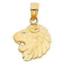 14k Yellow Gold Small Diamond-cut Number 16 Charm
