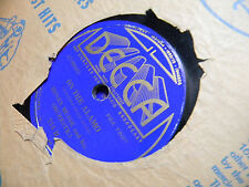 Henry Russe and His Orchestra 78 Decca 774 On the Alamo/When Day is Done E-
