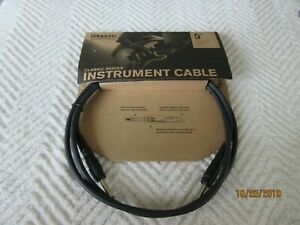 Planet Waves Custom Series Instrument Cable 5 feet