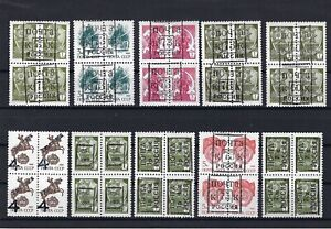 Russia-Local-Stamps-MNH