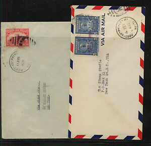 Details about Haiti 2 covers to stamp dealers US MS0920