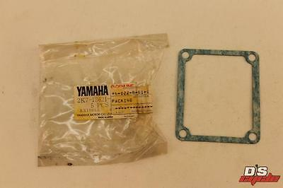 NOS Genuine Yamaha Intake Reed Valve Seat Gasket Set of 2 LT2 LTMX LT3 YZ80