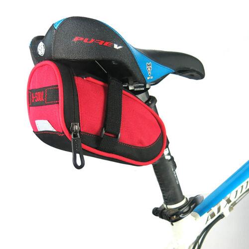Bike Fahrrad Bicycle Stoßfest Satteltasche Wasserdicht Sack Sitztasche Beutel