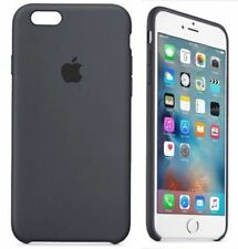 d3a15a06c Apple Silicone Case Cover for iPhone 6 Plus   6S Plus Black or Charcoal Grey