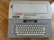 Vintage Smith Corona Intelligently Quiet Xd 4900 Word Processing Typewriter