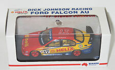1/43 Ford Falcon AU  XR8  Shell Helix  Dick Johnson Racing  S.Johnson 2002