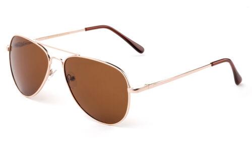 Classic Aviators Kids Sunglasses Polarized FDA Approved Lead Free UV 100/%