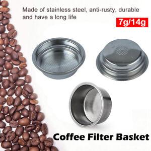7g-14g-Filtro-Cialde-Macchina-da-Caffe-Portafiltro-Macchine-Caffe-Espresso