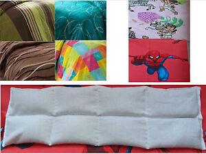bouillotte coussin chaud ou froid en graines de lin. Black Bedroom Furniture Sets. Home Design Ideas