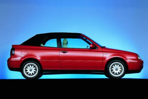 Volkswagon Cabrio Black Stayfast Convertible Top 1995-2000