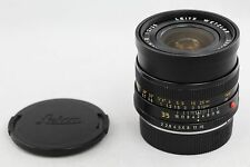 * EXC + + * Leica Summicron-R 35mm f2 1:2/35 R6 R6.2 R7 R8 R9 M240 DMR MP SL