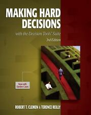 Making Hard Decisions with Decision Tools Suite by Robert T. Clemen and Terence