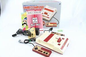 Nintendo Famicom Nes Consola Caja HVC-001 Japón Probado Funcional