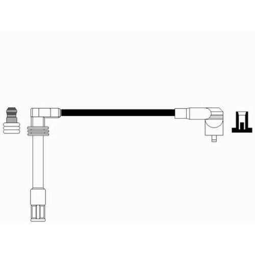 Motorrad Geschwindigkeitsmessser Tachowelle speedometer cable Yamaha RD XS OHC