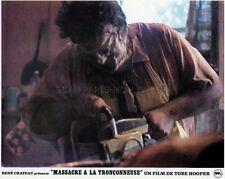 TOBE HOOPER THE TEXAS CHAIN SAW MASSACRE 1974 VINTAGE LOBBY CARD ORIGINAL #6