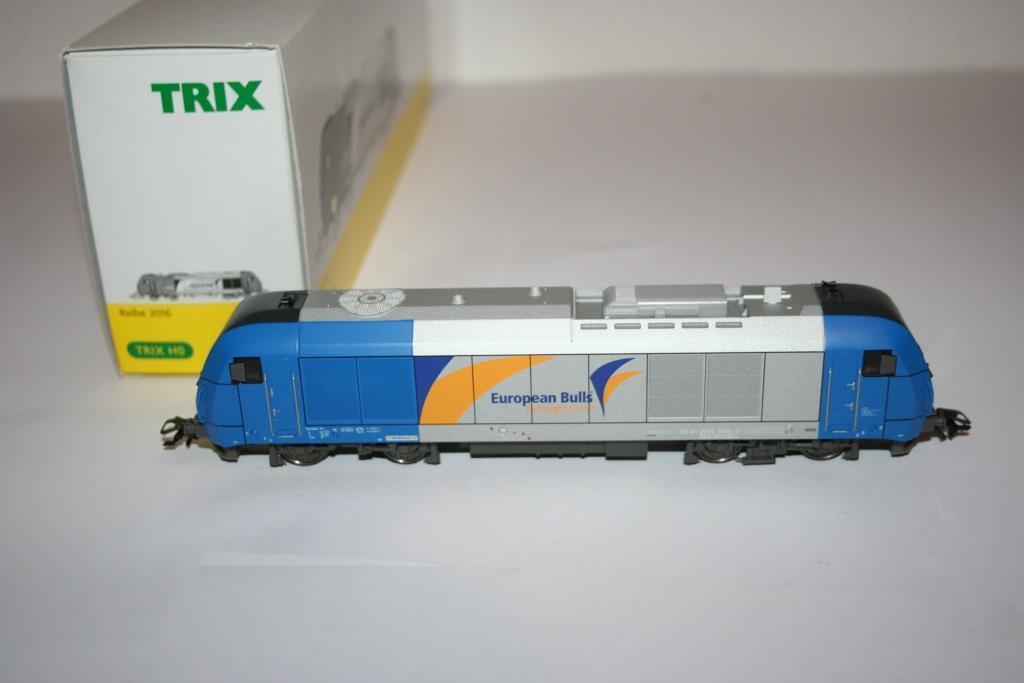 Trix traccia h0  22088 Locomotiva Diesel BR 2016 903-3 della LTE, OVP