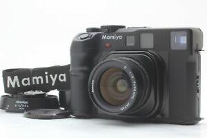 """""""Nuovo di zecca con Cinturino Hood"""" NEW MAMIYA 6 MF Medio Formato + G 50mm F4 L dal Giappone #255"""