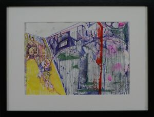 034-life-goes-on-life-goes-on-240915-034-Framed-study-on-Paper