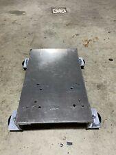 Aluminum Pressure Washer Skid