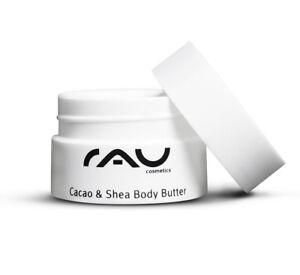 RAU-Cosmetics-Cacao-und-Shea-Body-Butter-20-ml-fuer-eine-wunderbare-zarte-Haut