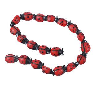 20-Marienkaefer-Glasperlen-Spacer-Beads-15mm-x-10mm