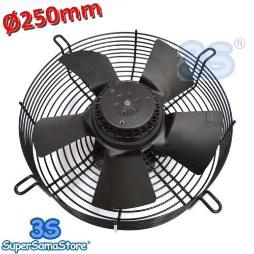 400 350 300 3S Saugventilator Axialventilator saugend 250 450 mm 220v
