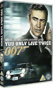 007-Bond-Voi-Only-Live-Twice-DVD-Nuovo-DVD-1623801088