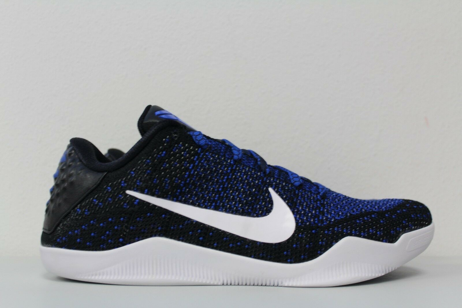 Nike Mens Kobe XI Elite Low Mark Parker Racer Blue 822675-014 Sz 9.5