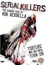 Serial Killers: Bob Berdella (DVD, 2006) - Disc Only