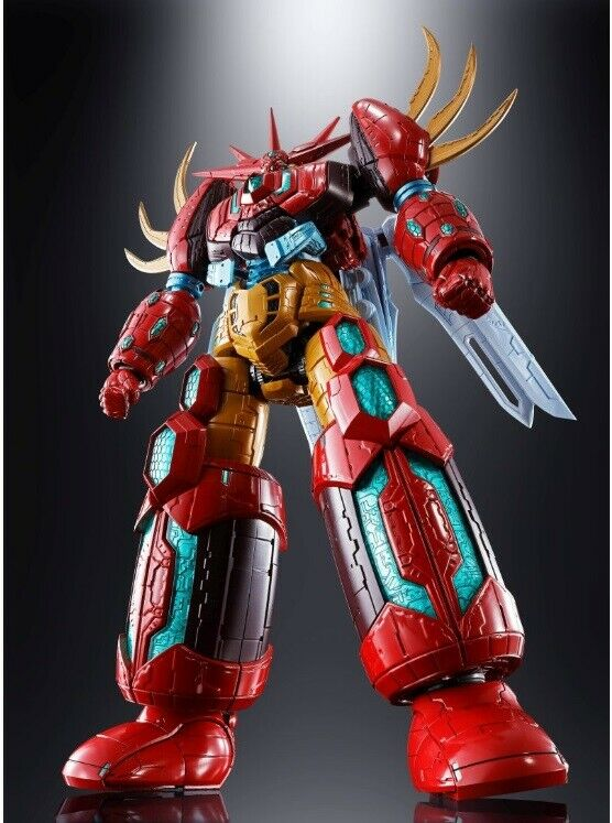 ACTION FIGURE GX-87 GETTER EMPEROR BANDAI PREORDER AUGUST 2019