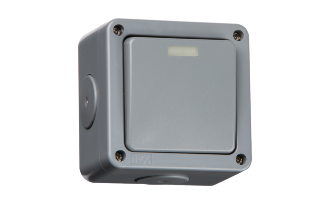 Weatherproof Outdoor 10 Amp Switch Legrand Plexo Ip55 1