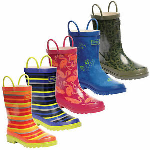 Regatta-Minnow-Kids-Wellington-Bottes