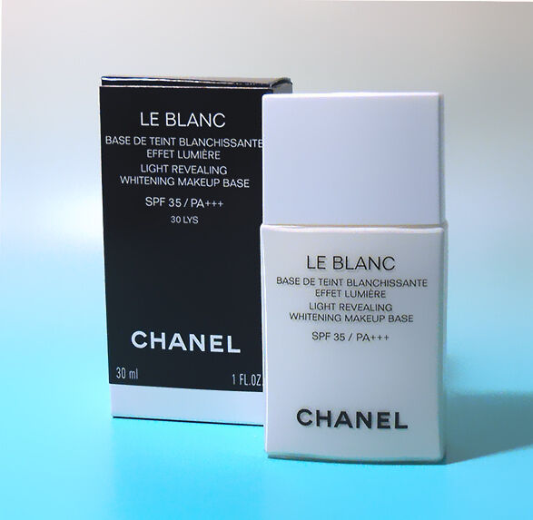 20x Samples Chanel Le Blanc Light Creator Brightening
