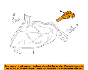 BMW-OEM-07-16-X5-Foglight-Fog-Light-Bulb-07119906503