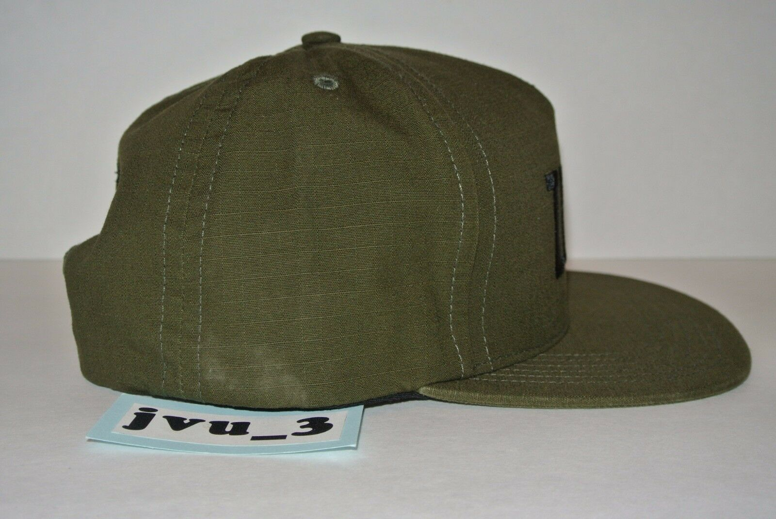b84ba6ffbcb NEW SUPREME ZULU 5-PANEL SS16 OLIVE BOX LOGO BNWT hat comme cdg north ali  warhol