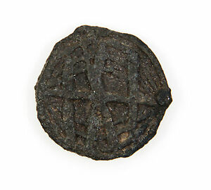 Coins & Paper Money Portuguese Malacca Tin Soldo Sebastiao 1558-1578 17mm 4.7g #t66 115 Malaysia