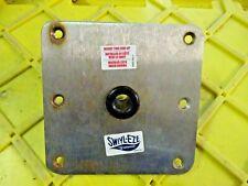 Swivl-Eze 6773-T  Pin Base Stainless Steel 7X7 T Bronze