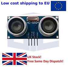 Ultrasonic Module HC-SR04 Distance Transducer Sensor for Arduino, Rasp Pi - UK