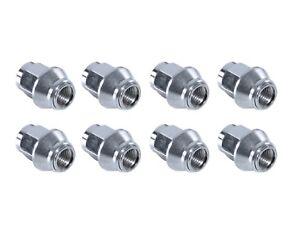 8x-Wheel-Nuts-Fits-Ford-Capri-amp-Escort-Ghia-with-Alloy-Wheel-M12x1-5mm-SN44