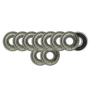 10 Miniature Bearing 608ZZ 8mm x 22mm x 7 608Z Bearings