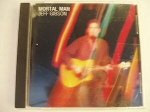 JEFF-GIBSON-MORTAL-MAN-RARE-OZ-CD