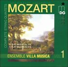 Mozart: Complete String Quintets, Vol. 1 (CD, May-2001, MDG)