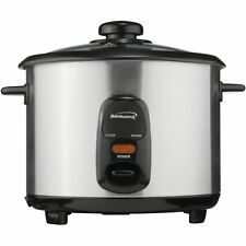 Brentwood Appliances 8 Cup Rice Cooker TS-15