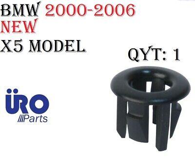 BMW X5 2000-2006 Door Lock Rod Grommet Fits Front or Rear 51 41 8 408 567  QTY 4