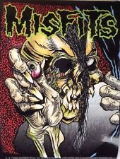 New Misfits Puss Head Old Skool Punk Decal/Sticker Danzig Horror Punk 138