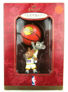 1999 Hallmark LA LOS ANGELES LAKERS Christmas Ornament NBA ...