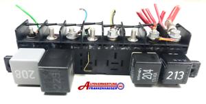 audi a4 b5 sicherungskasten relais 4a0941822 | ebay