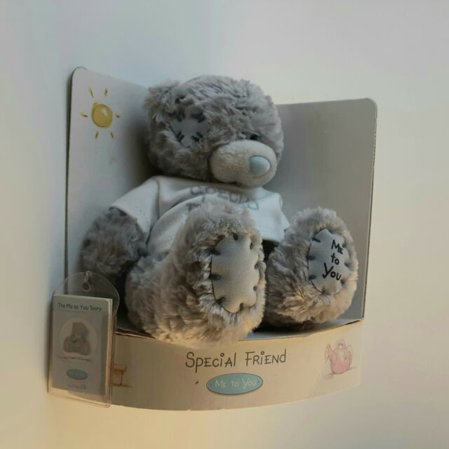 Me To You 4 Inch Tatty Teddy And My Blue Nose Friends Smoo The Highland Cow Sitt For Sale Online Ebay