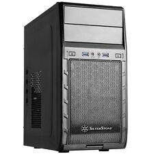 Silverstone SST-PS12B Micro-ATX/MINI-ITX USB3.0 Tower Case