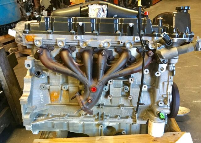2002-2005 Chevrolet Trailblazer GMC Envoy Engine 4 2l 88k